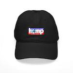 Hemp: Earth's #1 Resource Log Black Cap
