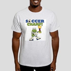 Frog Soccer Champ Light T-Shirt