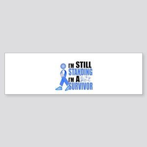 Still Standing I'm A Survivor Sticker (Bumper)