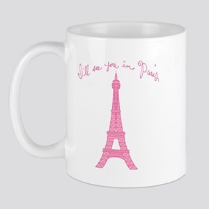 I'll See You in Paris Mug