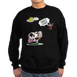 Holy Cow Sweatshirt (dark)