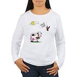 Holy Cow Women's Long Sleeve T-Shirt