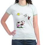 Holy Cow Jr. Ringer T-Shirt