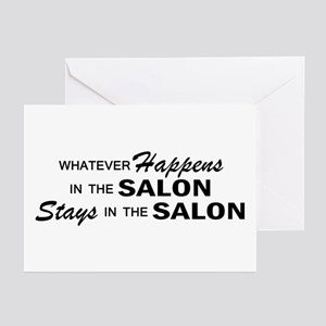 Whatever Happens - Salon Greeting Cards (Pk of 10)