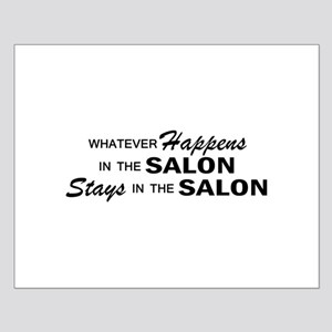 Whatever Happens - Salon Small Poster