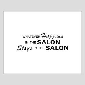 Whatever Happens - Salon Small Poster