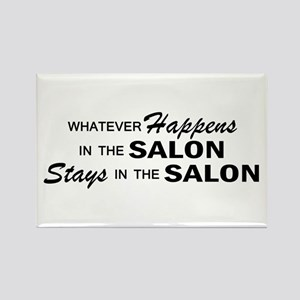 Whatever Happens - Salon Rectangle Magnet