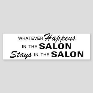 Whatever Happens - Salon Sticker (Bumper)