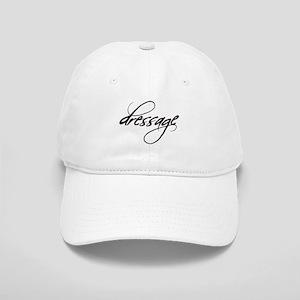 dressage (black text) Cap