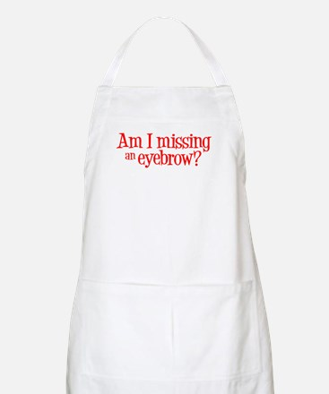 Missing this Apron