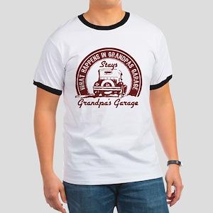 Grandpa's Garage Ringer T