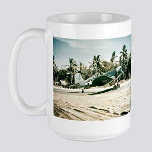 Pacific Corsair Large Mug