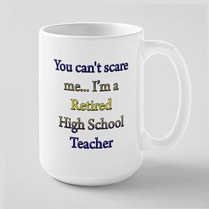 retired teacher 1 copy Mugs