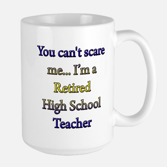 retired teacher 1 copy Mugs
