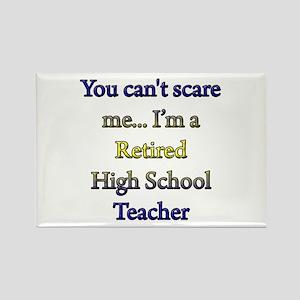 retired teacher 1 copy Magnets