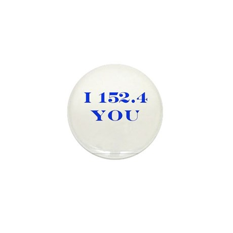 Library Love Mini Button (100 pack)