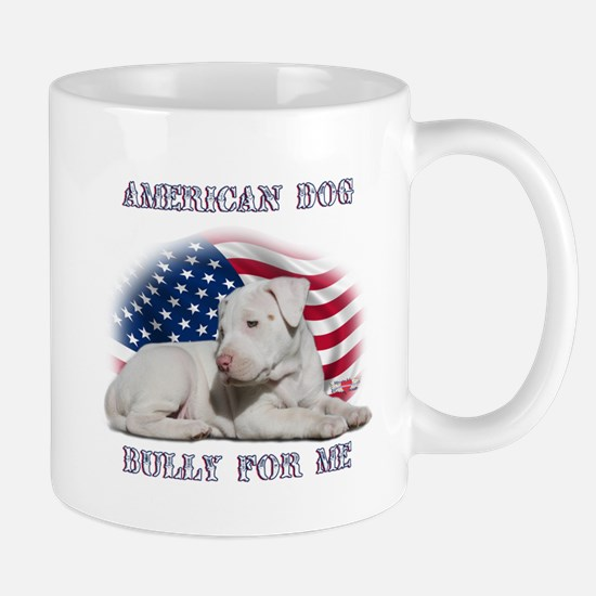 Bully for Me, American Dog Mug