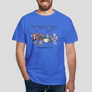 The Jam Cats Dark T-Shirt