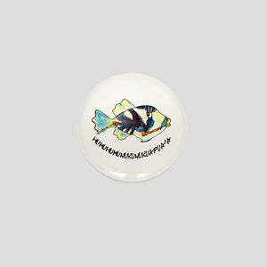 HumuNuku Fish Mini Button