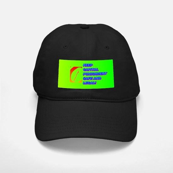 KEEP CAPITAL PUNISHMENT Baseball Hat