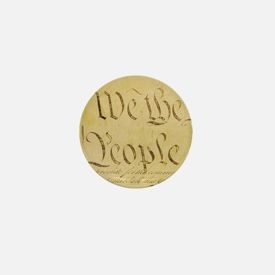 We The People I Mini Button
