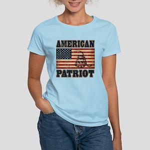 American Patriot Women's Light T-Shirt