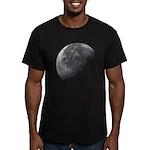 Luna Men's Fitted T-Shirt (dark)