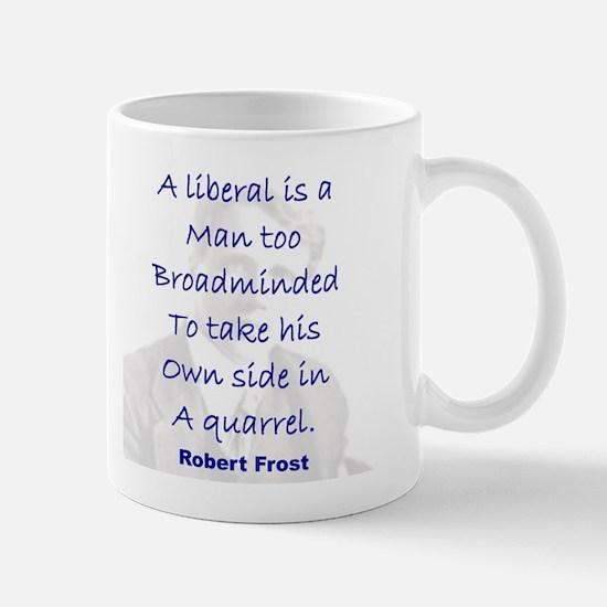 A LIBERAL ROBERT FROST