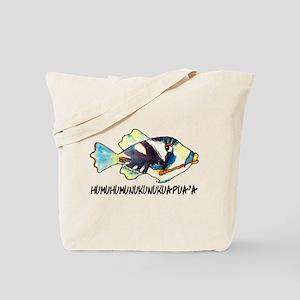 Humuhumu Fish Tote Bag