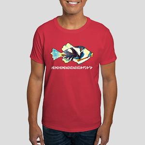 Humuhumu Fish Dark T-Shirt