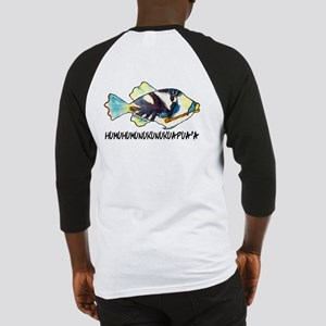 Humuhumu Fish Baseball Jersey