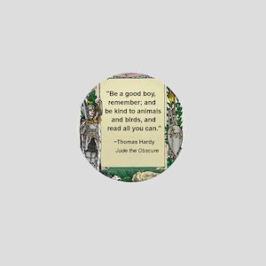 Read All You Can Mini Button