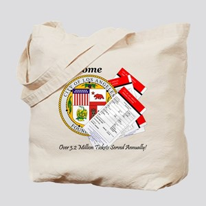 Los Angeles Parking Tickets Tote Bag