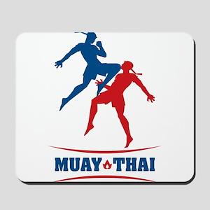 Muay Thai Mousepad