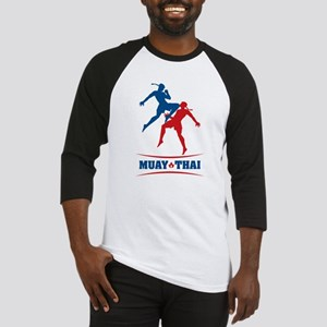 Muay Thai Baseball Jersey