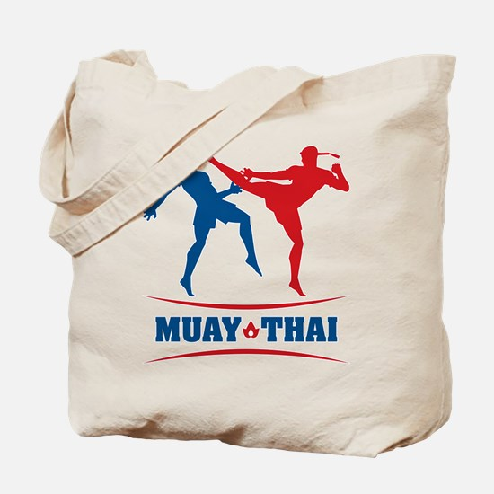 Muay Thai Tote Bag