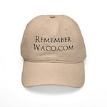 Rememberwaco.com Ball Cap (large Print)