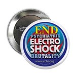 "End Electro-Shock Brutality 2.25"" Button"