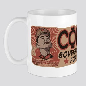 Conform! Anti-Obama Mug