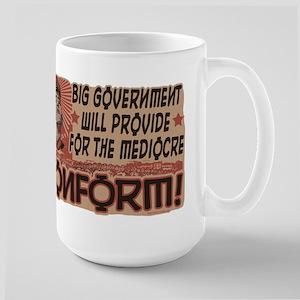 Conform! Anti-Obama Large Mug