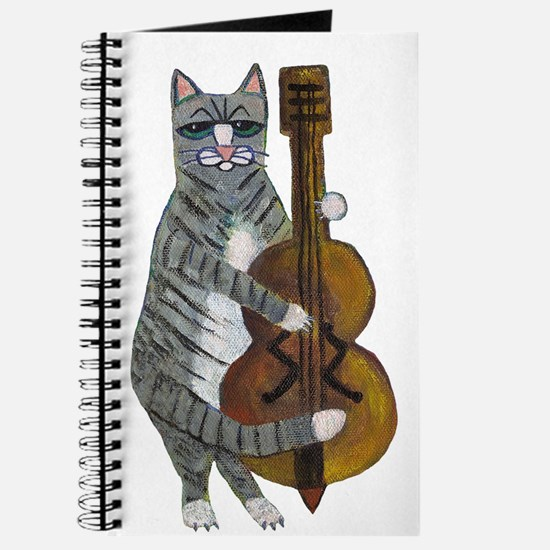 Cat and Cello Journal