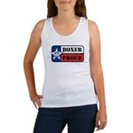 Boxer Women's Tank Top