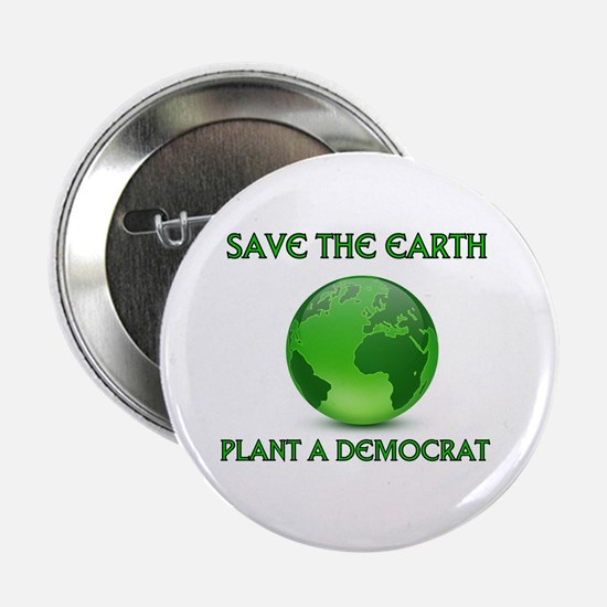 "CLEAN UP AMERICA 2.25"" Button"