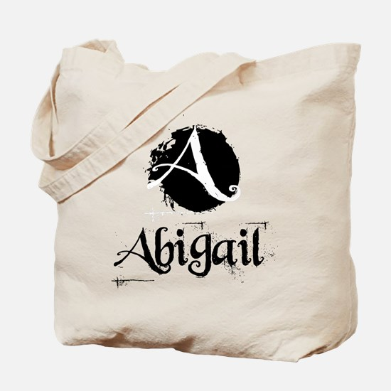 Abigail Grunge Tote Bag