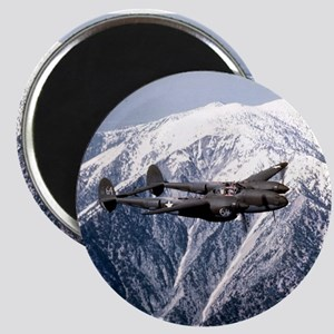 P-38 and the Mountain Magnet