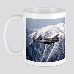 P-38 and the Mountain Mug
