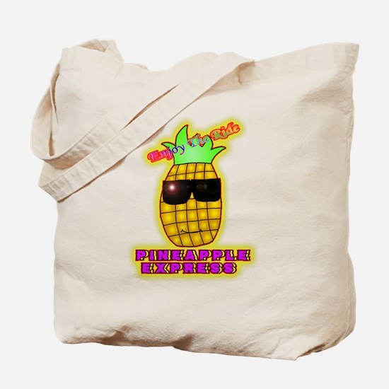 Unique Pineapple express Tote Bag