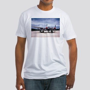 PTO - P-38 Fitted T-Shirt