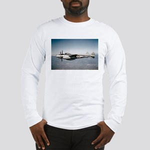 P-38 In Flight Long Sleeve T-Shirt