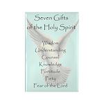 Holy Spirit Rectangle Magnet (100 pack)